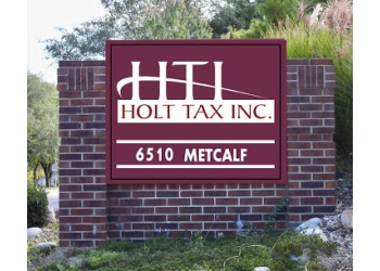 Overland Park tax service Holt Tax Inc.