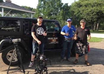 New Orleans videographer Holub Film