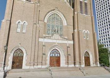 Tulsa church Holy Family Cathedral