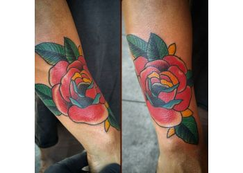 Pasadena tattoo shop Holy Moose Tattoo