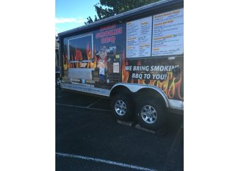 Knoxville food truck Holy Smokin BBQ