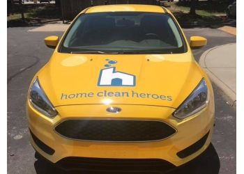 Virginia Beach house cleaning service Home Clean Heroes