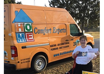 Fort Wayne hvac service Home Comfort Experts