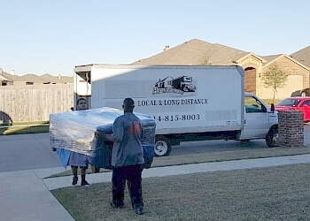 Garland moving company Home Movers LLC