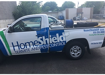 Nashville pest control company HomeShield Pest Control