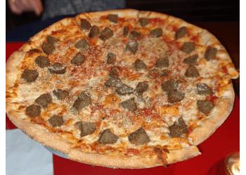 Austin pizza place Home Slice Pizza
