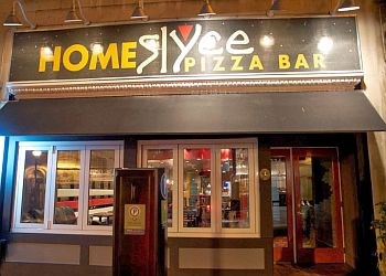 Baltimore pizza place HomeSlyce