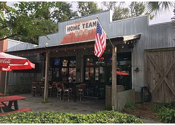Charleston barbecue restaurant Home Team BBQ