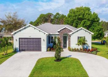 Port St Lucie home builder Homecrete Homes