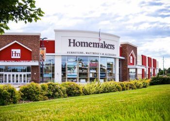Des Moines furniture store Homemakers Furniture