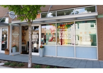 Indianapolis gift shop Homespun: Modern Handmade