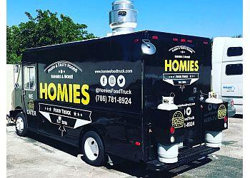 Pembroke Pines food truck Homies Food Truck
