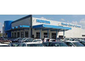 Corona car dealership Honda Cars of Corona