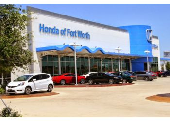 Fort Worth car dealership HONDA OF FORT WORTH