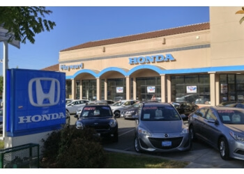 Hayward car dealership Honda of Hayward