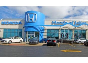 Joliet car dealership Honda of Joliet
