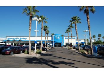 Mesa car dealership Honda of Superstition Springs