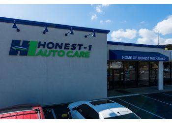 Costa Mesa car repair shop Honest-1 Auto Care
