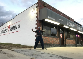 Detroit american cuisine Honest John's