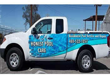 Scottsdale pool service Honest Pool Care