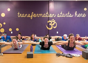 Alexandria yoga studio Honest Soul Yoga