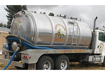 Anaheim septic tank service Honey Doo Wagon Septic Pumping