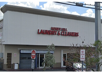 Miami Gardens dry cleaner Honey Hill Coin Laundry and Dry Cleaners
