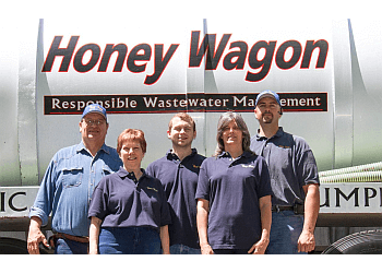Overland Park septic tank service Honey-Wagon Septic Service