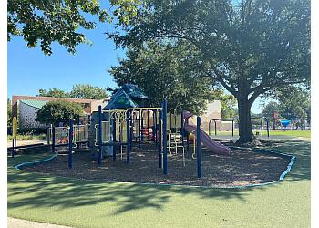 Fayetteville public park Honeycutt Park