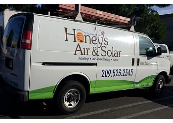 Modesto hvac service Honey's Air & Solar