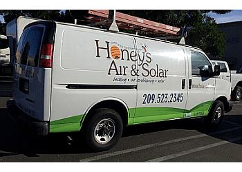 Modesto hvac service Honey's Air & Solar