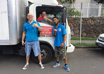 Honolulu moving company Honolulu Movers Company