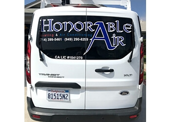 Huntington Beach hvac service  Honorable Air