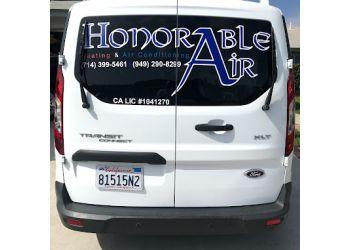 Huntington Beach hvac service Honorable Air