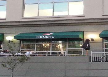 Jersey City sushi Honshu Sushi