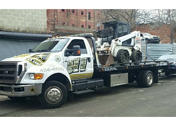Philadelphia towing company Hooked Inc.