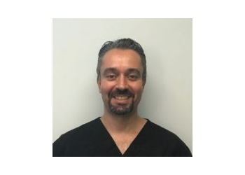 Riverside physical therapist Hooman (Mike) Javanmardi, DPT