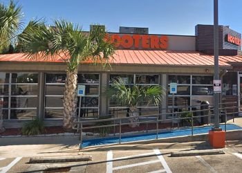 Mesquite sports bar Hooters