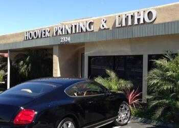 Costa Mesa printing service Hoover Printing