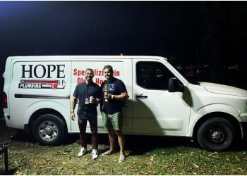Indianapolis plumber Hope Plumbing, LLC