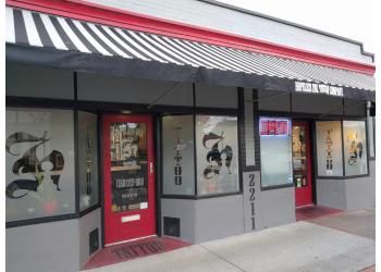 Vancouver tattoo shop Hopeless Ink Tattoo