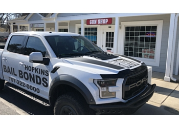 Virginia Beach bail bond Hopkins Bail Bonds