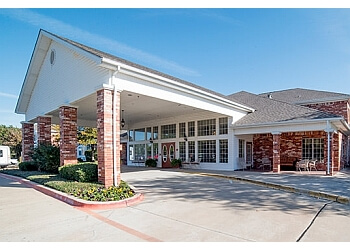 Grand Prairie assisted living facility Brookdale Grand Prairie