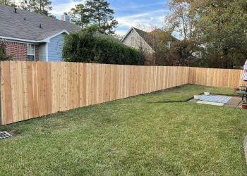 Jackson fencing contractor Horne Fence Builders, LLC