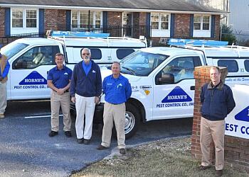 Augusta pest control company Horne's Pest Control
