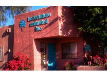 Tucson landscaping company Horticulture Unlimited, Inc.