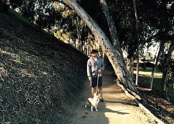 Carlsbad hiking trail Hosp Grove Park Trail