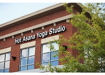 Durham yoga studio Hot Asana Yoga Sweat & Soul