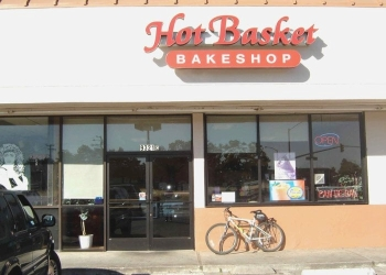 Stockton bakery Hot Basket Bakeshop