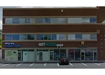 Cincinnati yoga studio Hot House Yoga